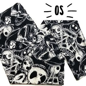 Nightmare Before Christmas Disney Leggings